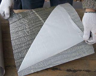 Инструкция по монтажу вспененного полиэтилена Polifoam с клеевым слоем, фото