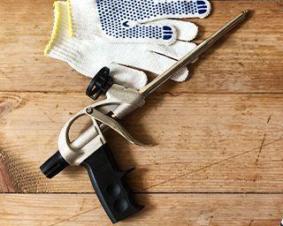 Инструкция по применению пистолета для монтажной пены, фото