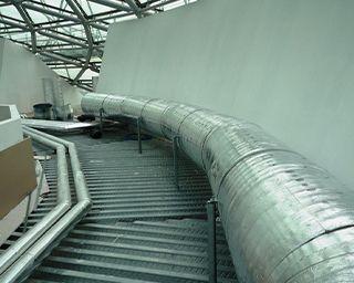 Рекомендации по звукоизоляции систем вентиляции, фото