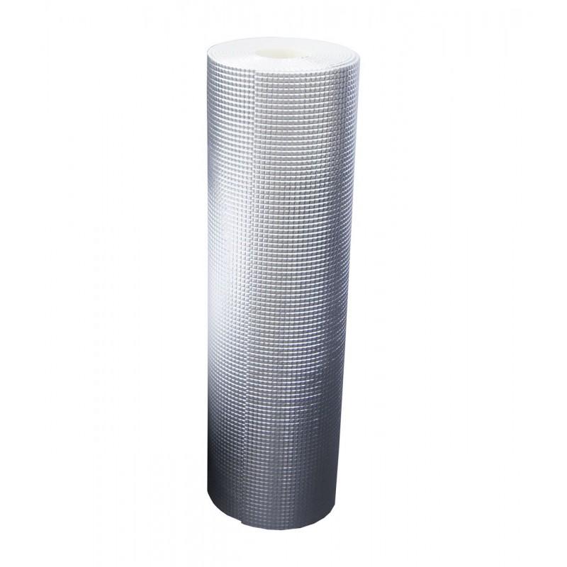 Отражающий экран Polifoam (Полифом) за радиаторы отопления 0,55 х 5 м, фото 2