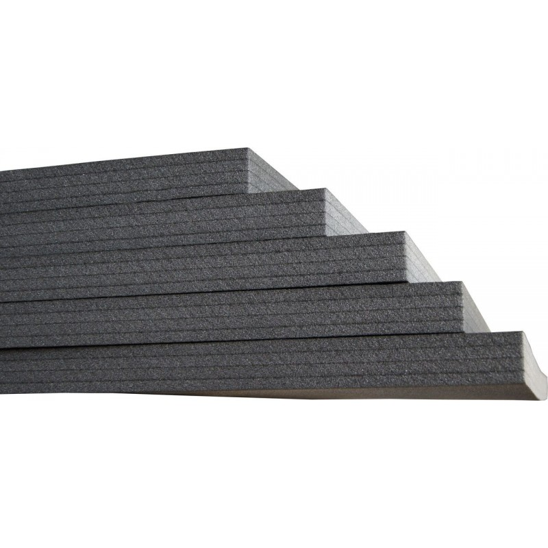 Вспененный полиэтилен Polifoam (Полифом) 20 мм в листах (3020 1,0х2,0м, химически сшитый ППЭ), фото 2