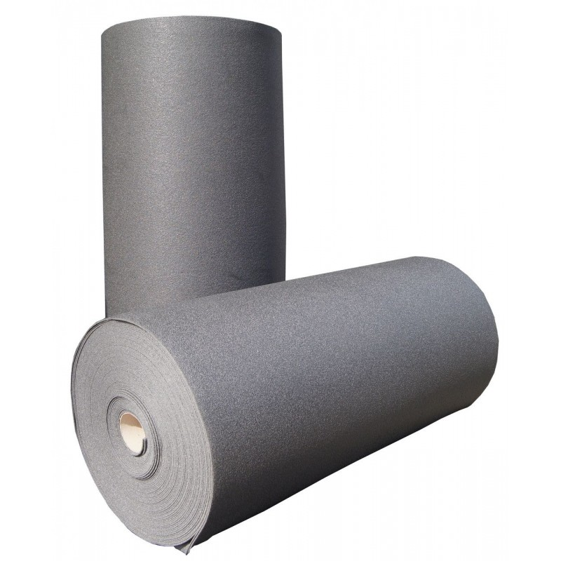 Подложка под ламинат 2 мм ППЭ Polifoam (рулон 50 м. кв.), фото 2