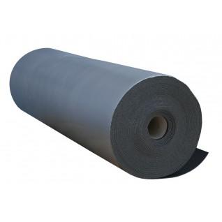 Вспененный полиэтилен Polifoam (Полифом) 4 мм ламинированный металлизированной пленкой ВОРР, рулон 27,5 м.кв. (ППЭ 3004/ВОРР 1,1х25м), фото 1