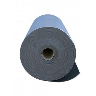 Вспененный полиэтилен Polifoam (Полифом) 5 мм ламинированный металлизированной пленкой ВОРР, рулон 27,5 м.кв. (ППЭ 3005/ВОРР 1,1х25м), фото 1