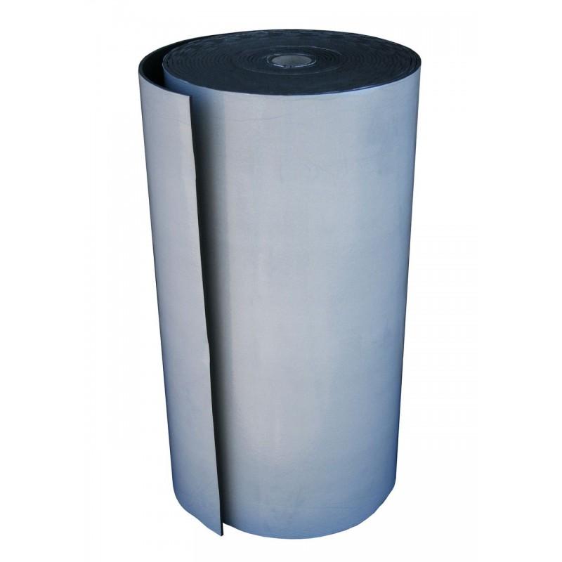 Пенополиэтилен Polifoam 4 мм самоклеящийся (3004 с клейким слоем, химически сшитый ППЭ, рулон 25 м.кв.), фото 1