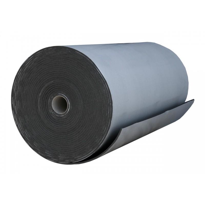 Пенополиэтилен Polifoam 8 мм самоклеящийся (3008 с клейким слоем, химически сшитый ППЭ, рулон 25 м.кв.), фото 2