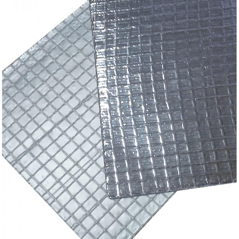 Фольгированный пароизоляционный тепловой барьер односторонний ФОЛАР А (рулон 50 кв. м.), фото 1