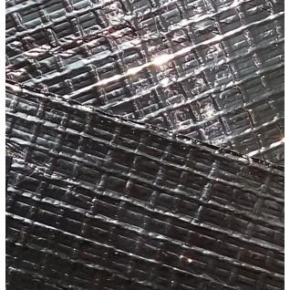 Фольгированный пароизоляционный тепловой барьер  двухсторонний ФОЛАР B (рулон 50 м. кв.), фото 1