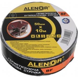 Бутилкаучуковая фольгированная лента Alenor BF 50 мм
