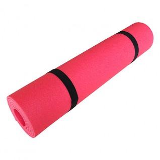 Коврик детский Polifoam (Полифом) для занятий спортом (0,5 х 1,5 м), красный, фото 1
