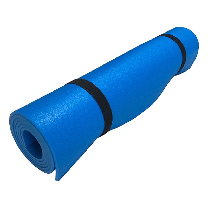 Коврик детский Polifoam (Полифом) для занятий спортом (0,5 х 1,5 м), синий, фото 1