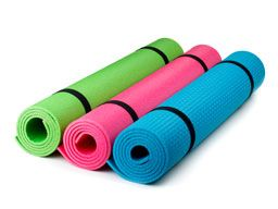 Коврики Polifoam для йоги и фитнеса, фото