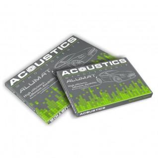 Виброизоляция для автомобилей Acoustics Alumat 2,2 мм, фото 1