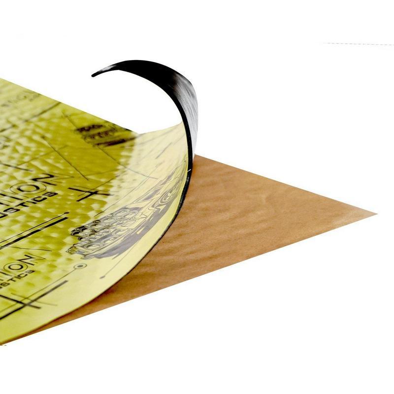 Виброизоляция для автомобилей Acoustics Evolution 3 мм, фото 3