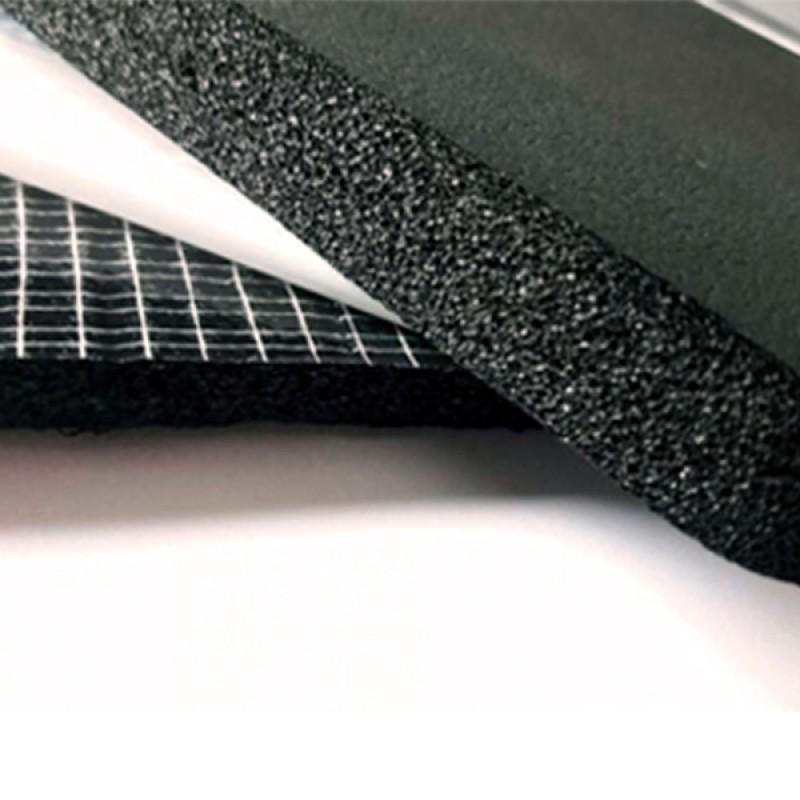 Вспененный каучук  RC с клеем армированный 10 мм, фото 5