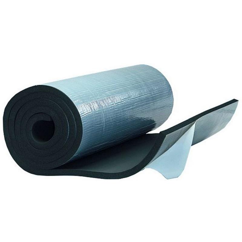 Вспененный каучук  RC с клеем тощ. 8 мм, фото 4