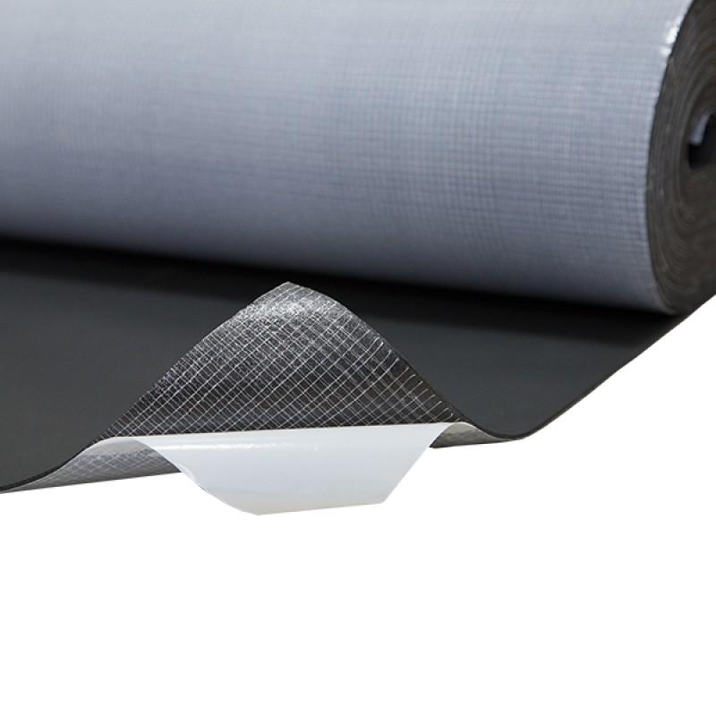 Вспененный каучук  RC с клеем 10 мм, фото 1