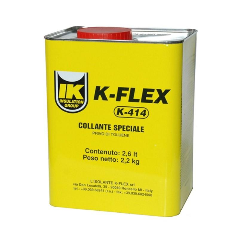 Клей K-FLEX K414 (2,6 л), фото