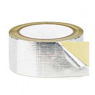 Лента самоклеящаяся алюминиевая армированная, фото 1