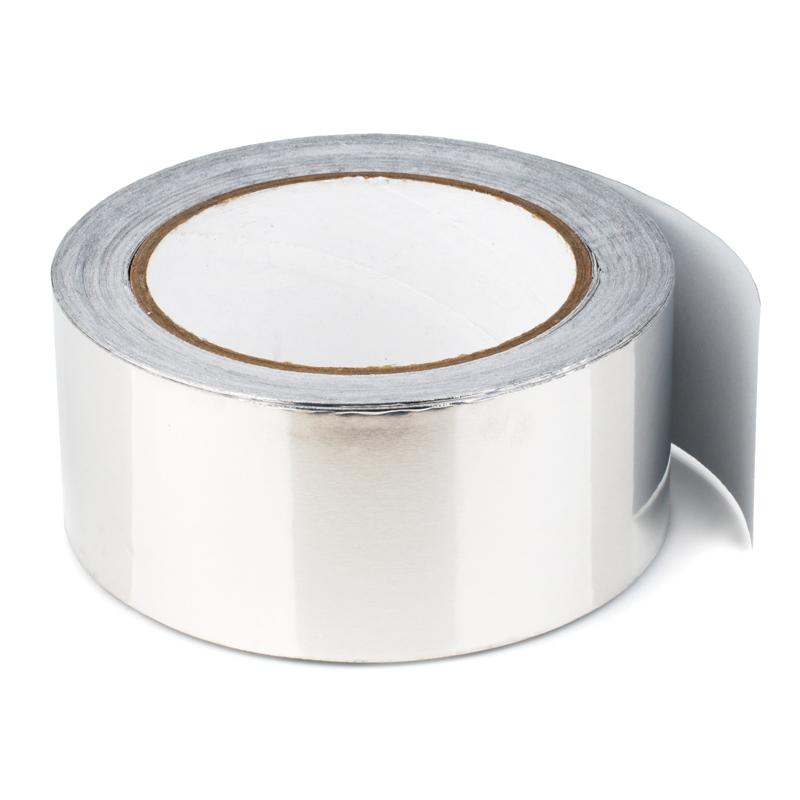 Лента  самоклеящаяся алюминиевая высокотемпературная TERMO, фото 2