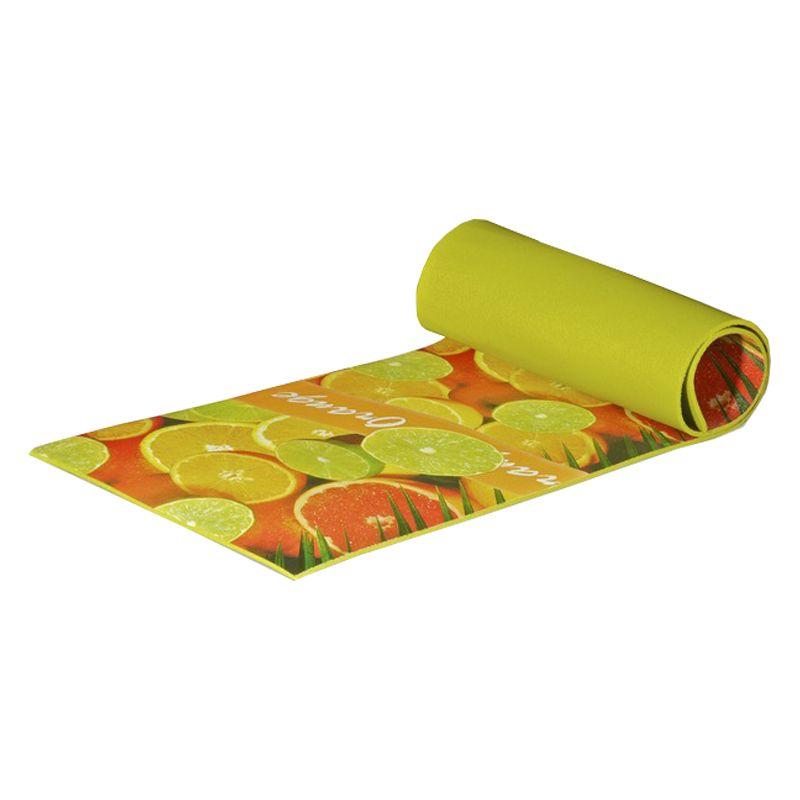 """Коврик Polifoam (Полифом) с декоративной пленкой """"Orange"""" 7 мм (0,5 х 1,8 м), фото 2"""
