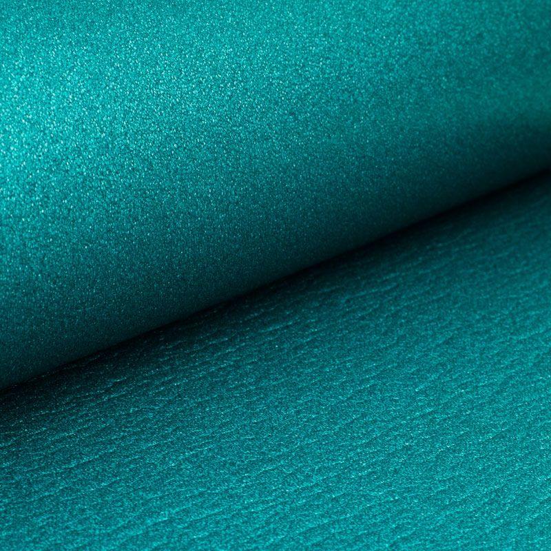 Коврик Polifoam (Полифом) для фитнеса ультрамягкий 7 мм (0,5 х 1,8 м), изумрудный, фото 3