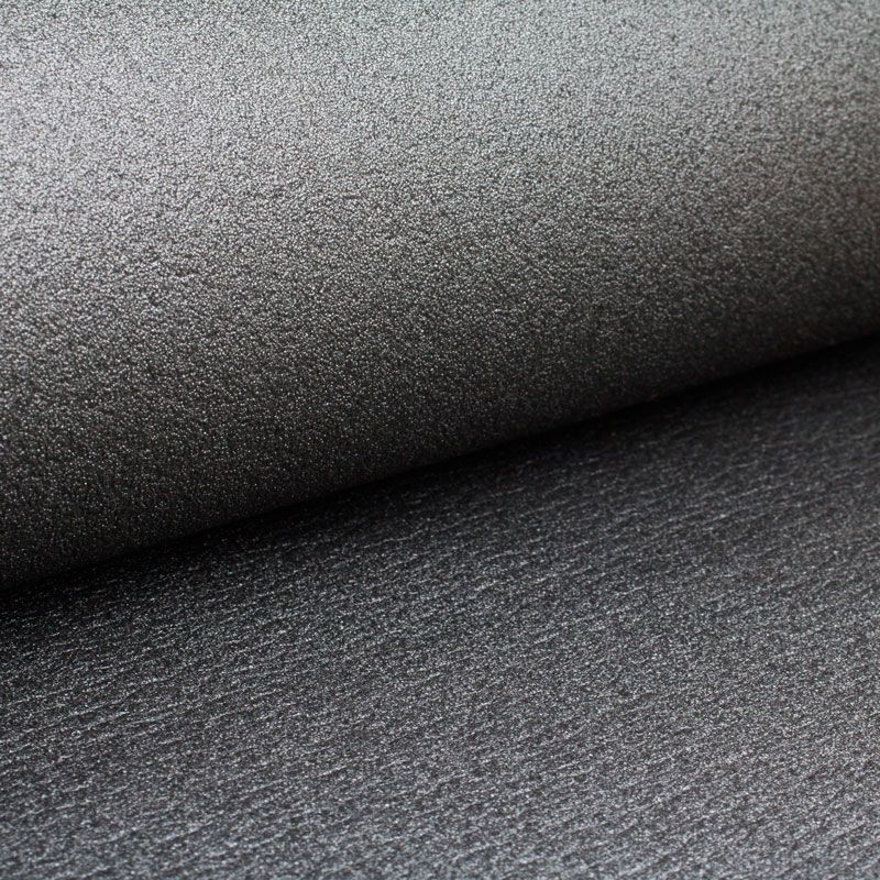 """Каремат туристический Polifoam (Полифом) """"Универсальный"""" 8 мм (0,6 х 1,8 м), серый, фото 3"""