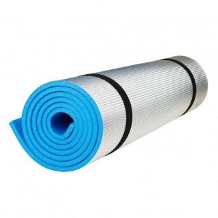 Коврик Polifoam (Полифом) с металлизированной пленкой  7 мм (0,5 х 1,8 м), голубой, фото 1