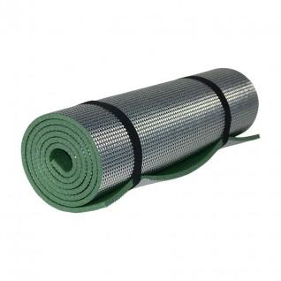 Коврик Polifoam (Полифом) с металлизированной пленкой  7 мм (0,5 х 1,8 м), зеленый, фото 1