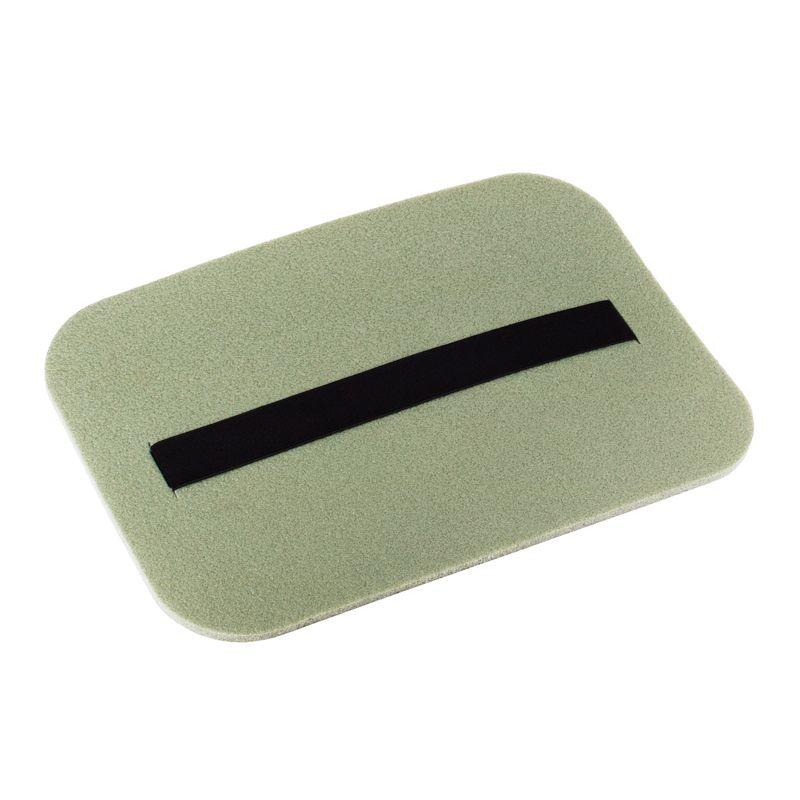 Сидушка туристическая Polifoam (Полифом) с застежкой фастекс (24 х 35 см) в ассортименте, фото 2