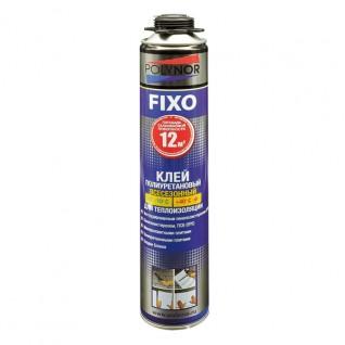 Клей-пена POLYNOR FIXO для фиксации теплоизоляции, фото 1