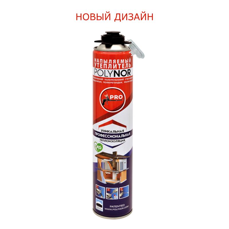 Напыляемый полиуретановый утеплитель Polynor комплект № 3, фото 2