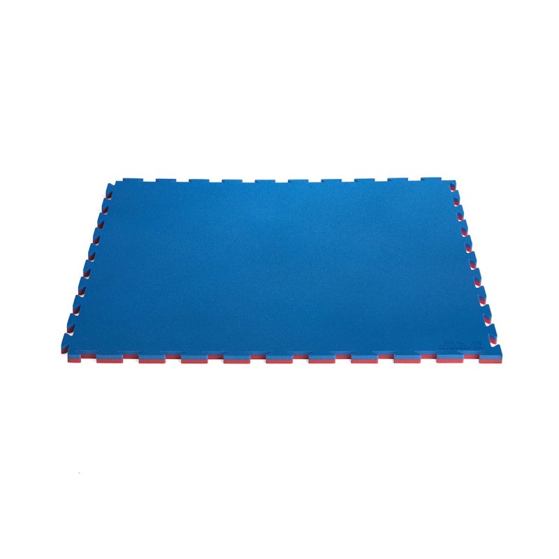 Татами ProGame WKF для занятий кикбоксингом 22 мм (ласточкин хвост), 1 х 1 м, фото 1