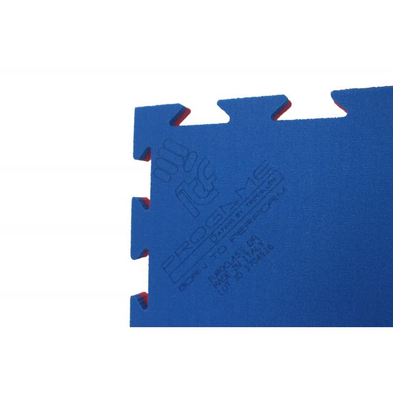 Татами ProGame WKF для занятий кикбоксингом 22 мм (ласточкин хвост), 1 х 1 м, фото 2