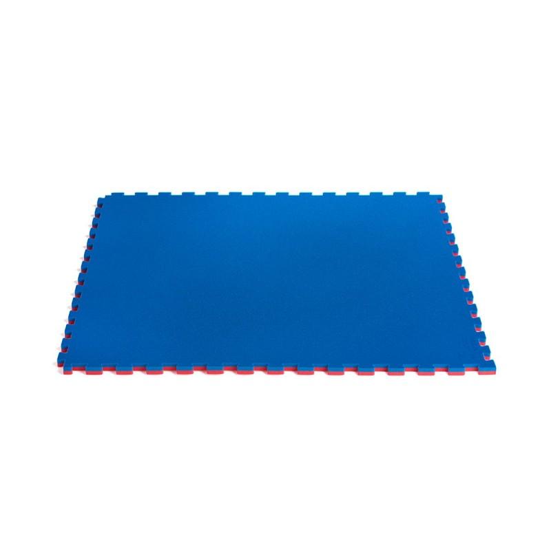 Татами ProGame WKF для занятий карате 20 мм (ласточкин хвост), 1 х 1 м, фото 1
