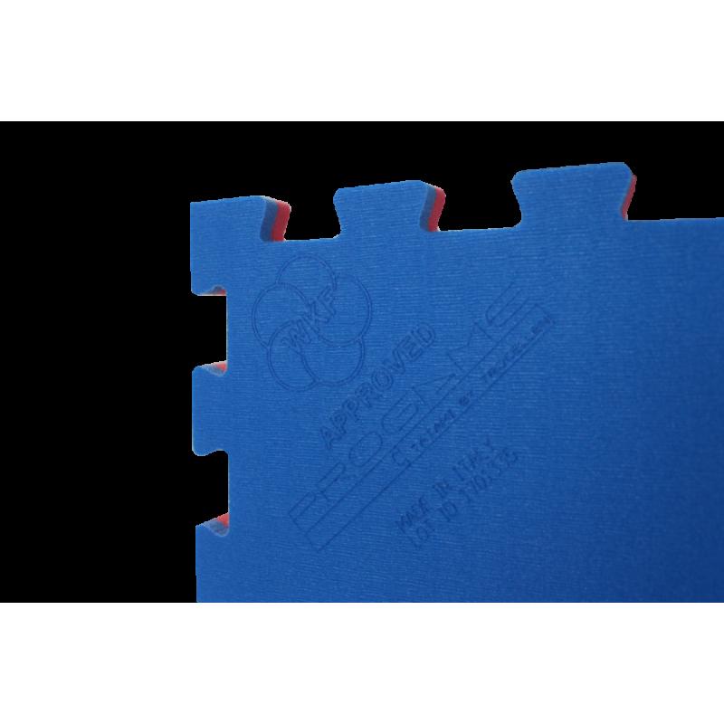 Татами ProGame WKF для занятий карате 20 мм (ласточкин хвост), 1 х 1 м, фото 3