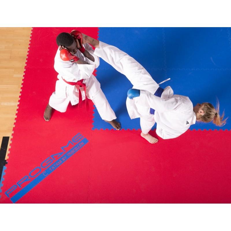 Татами ProGame WKF для занятий карате 20 мм (ласточкин хвост), 1 х 1 м, фото 4