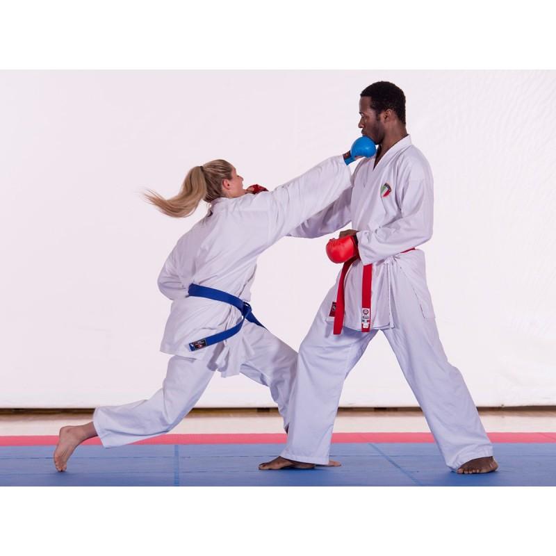 Татами ProGame WKF для занятий карате 20 мм (ласточкин хвост), 1 х 1 м, фото 5