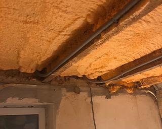 Polynor для утепления потолка