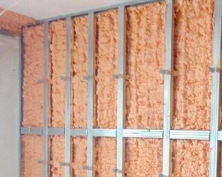 Polynor для внутреннего утепления стен