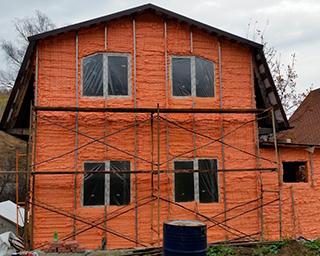 Polynor для утепления фасадов