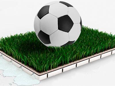 ППЭ Polifoam для спортивных покрытий