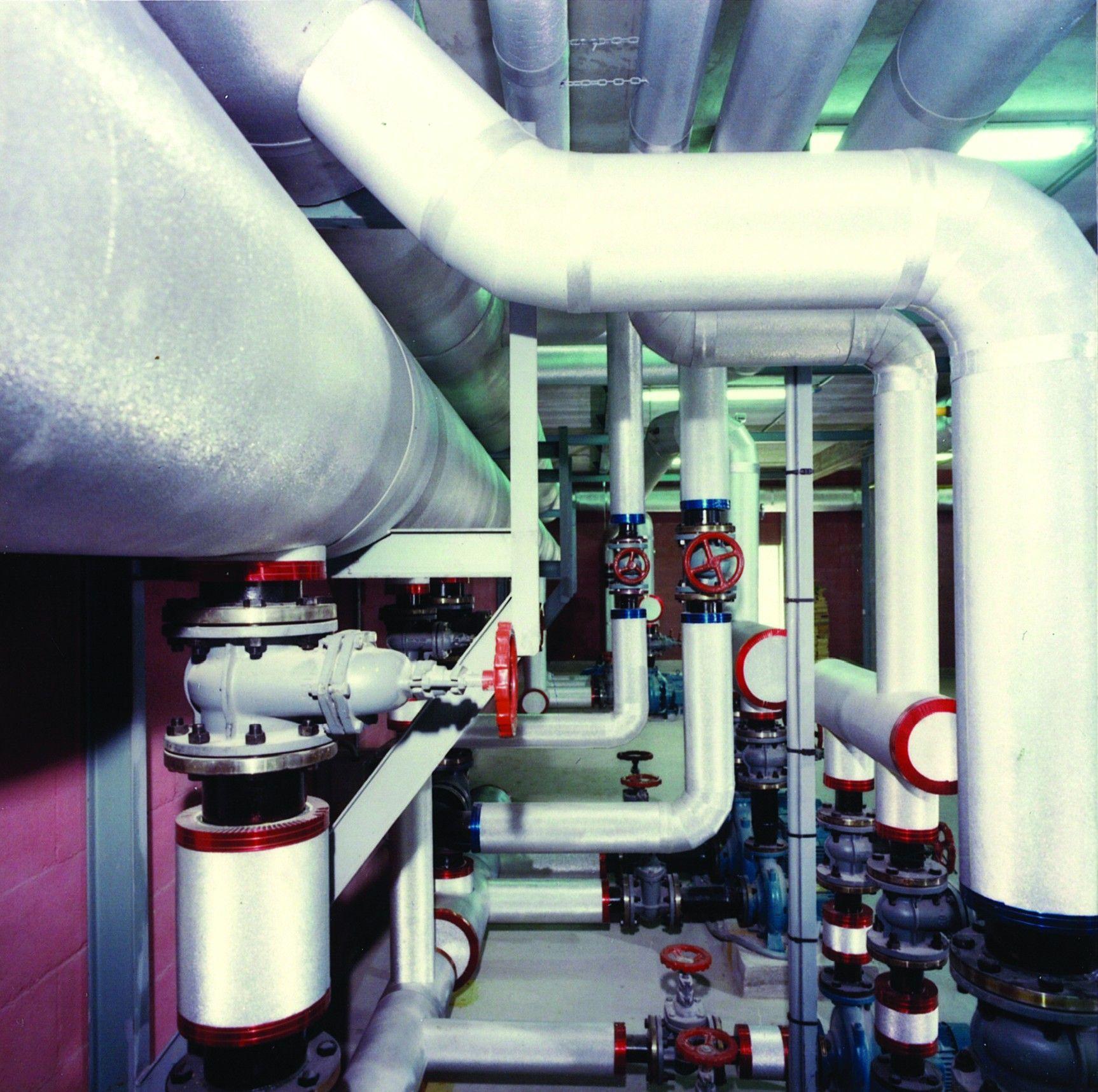 ППЭ Polifoam для изоляции воздуховодов