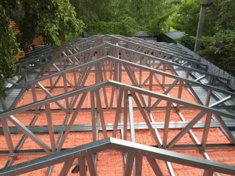 Утеплитель (Polynor) Полинор для теплоизоляции крыши, фото 3