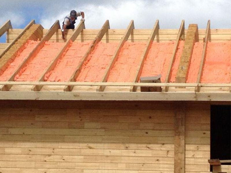 Утеплитель (Polynor) Полинор для теплоизоляции крыши, фото 2